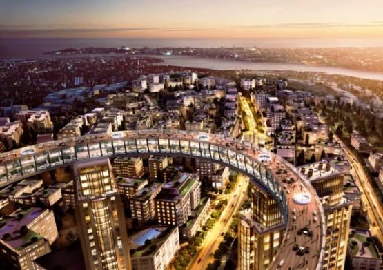 İstanbul'un en sorunlu bölgesine inanılmaz proje
