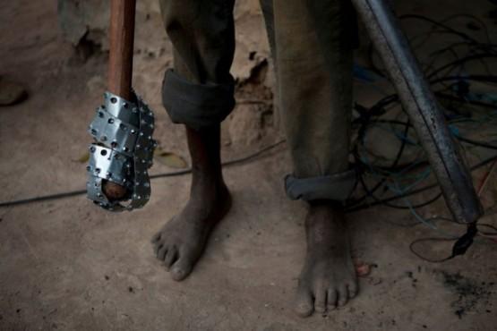 Orta Afrika Cumhuriyeti'nde, Anti Balaka adlı milis grubunun saldırıları sonucu Aralık ayından bu yana bin 600 insan öldürüldü, 100 binlerce kişi mülteci oldu.