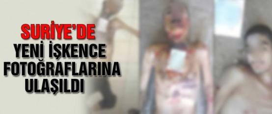 Suriye'de yeni işkence fotoğraflarına ulaşıldı