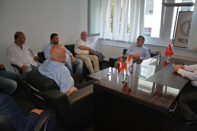 Müsiad Austria Bayramlaşma Programından Kareler