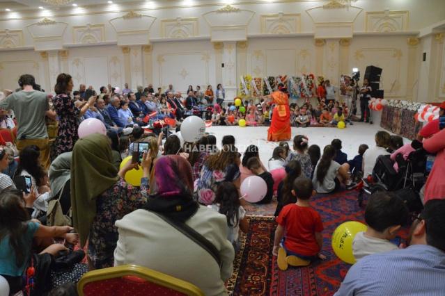 Avusturya'nın başkenti Viyana'da düzenlenen 23. Nisan Ulusal Egemenlik ve Çocuk Bayramı renkli görüntülere sahne oldu.