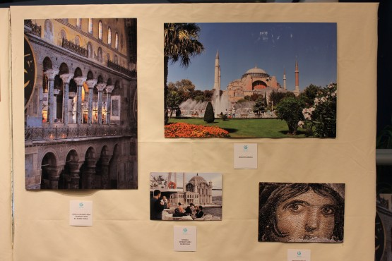 ''Ürdün'de Türkiye konulu resim sergisi''