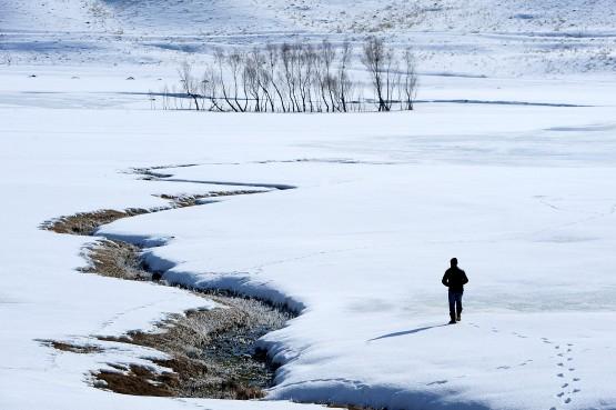 Van'dan Kış Manzaraları