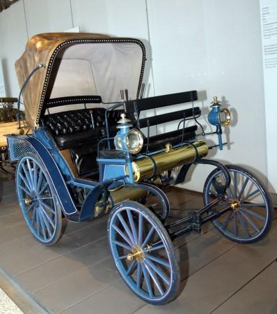 Mercedes Tarihinde Yolculuk (Arşiv)