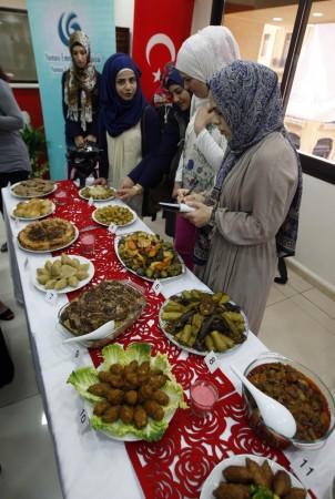 ''Lübnan'da 'Türk mutfağı günü'!''