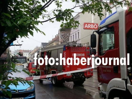 ''15. Viyana'da Bina Çöktü''