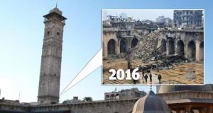Rüya kent Halep bu hale geldi..