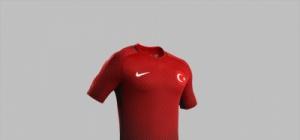 A Milli Futbol Takımı yeni formalarını İlk kez Avusturya ve İsveç'e karşısında giyecek