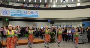 BM Viyana ofisinde Nevruz kutlaması
