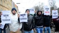 Linzde 2 Bin Kişi Irkçılığa ve Teröre Karşı Yürüdü