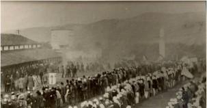 Sancak Müslümanları Çanakkale'de 'İslam ve Osmanlı için' savaştılar