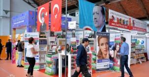 Brüksel'de Müslüman Fuarı açıldı