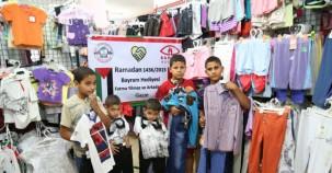 Rahma Austria Ramazan yardımlarını ulaştırdı