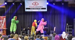 Rahma Austria, 5 şehirde 'Yetimler Günü' düzenledi