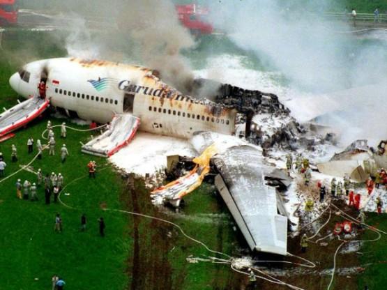 ''Dünya tarihinin en ölümcül uçak kazaları''