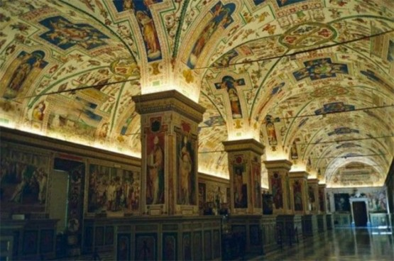 Vatikan'da bulunan Kutsal Makam tarafından ilan edilen ve yayımlanan bütün eylemlerin bulundurulduğu merkezi depodur.