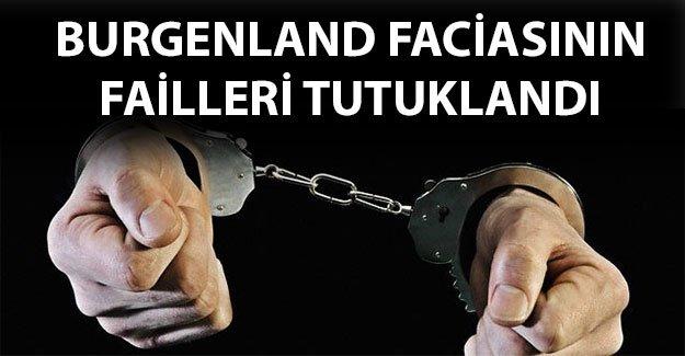 Burgenland Faciasının Failleri Tutuklandı