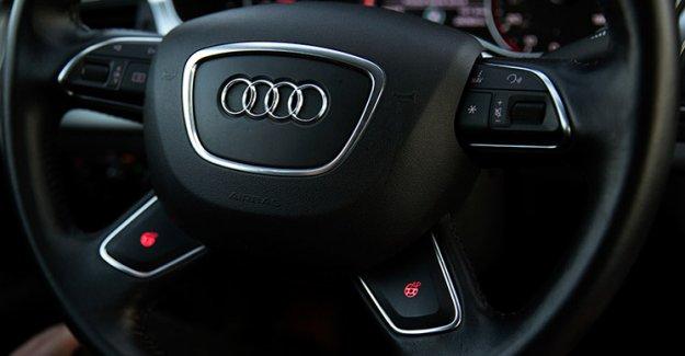 Skandal Audi'yi de vurdu