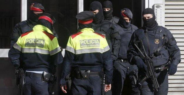 İspanya'da büyük uyuşturucu operasyonu!