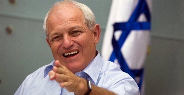 'Filistinliler başka ülkelere gitsin'