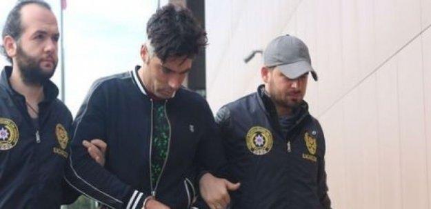 İsrailli o cani Türkiye'de yakalandı!