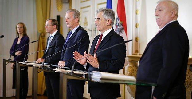 Avusturya'nın beklediği açıklama: İşte 2016 kotası