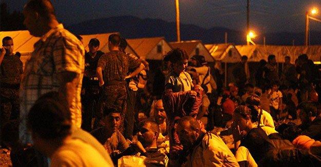 Avusturya'nın o şehrindeki mülteciler 'büyük konut ile' rahat edecek