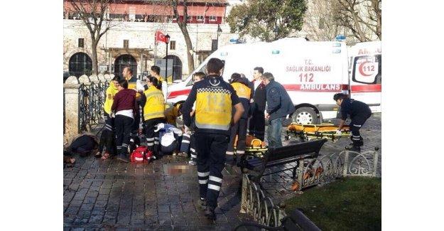 İstanbul'da kanlı saldırı