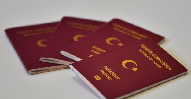 Viyana Başkonsolosluğu'ndan Açıklama: İşte yeni pasaport ücretleri