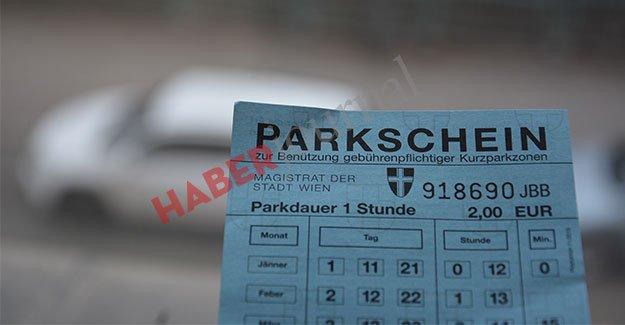Viyana'nın bu 3 bölgesine 'Parkschein' geliyor