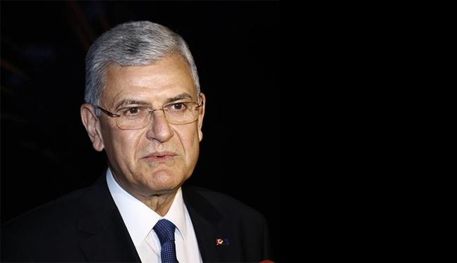 Bozkır: 'Avusturya - Yunanistan krizini üzüntüyle izliyoruz'