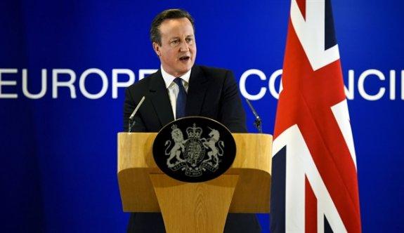 Brüksel'i sevmiyorum' diyen Cameron'a AB'den yanıt