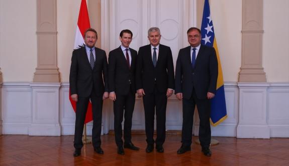 Dışişleri Bakanı Sebastian Kurz'tan önemli açıklamalar