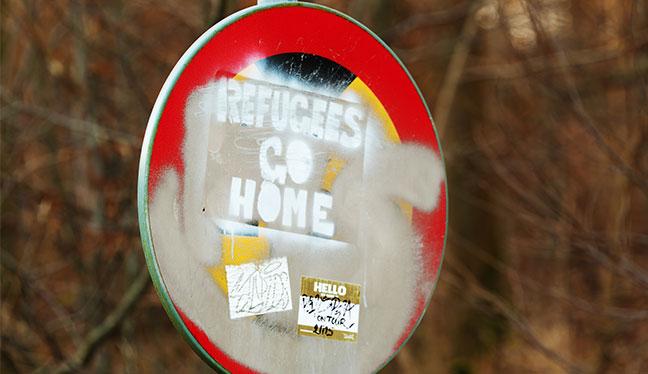 Graz: 'Mülteci konutu ararken sık sık nefretle karşılanıyoruz'
