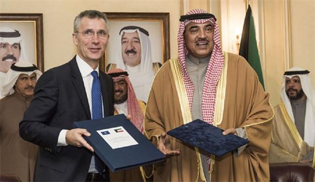 NATO'dan Kuveyt ile stratejik anlaşma