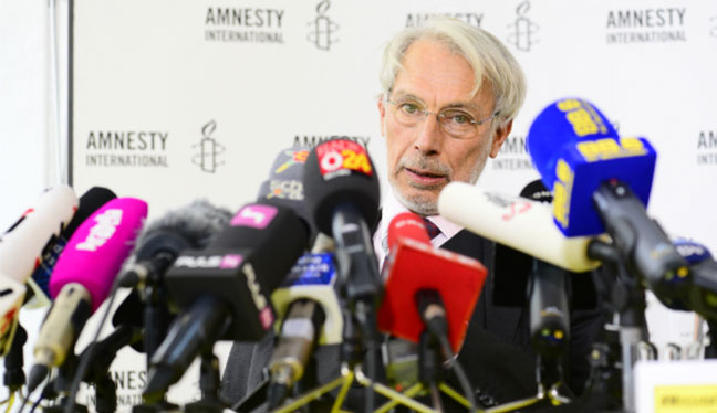 Uluslararası Af Örgütü Avusturya Başkanından Sert Açıklama