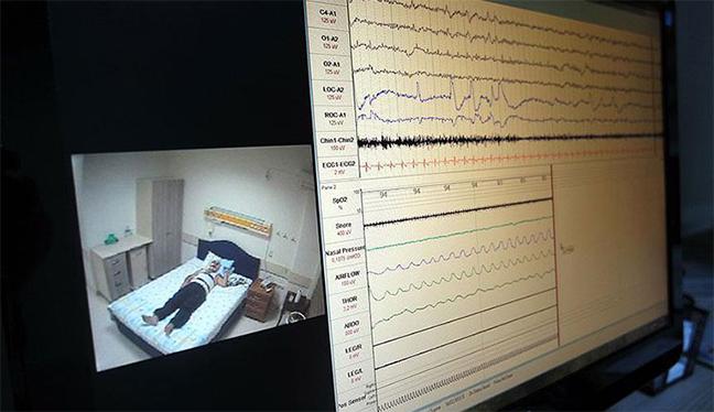 'Uyku apnesi kalp krizi riskini artırıyor'