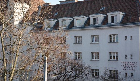 Viyana Belediye Evlerinde Oturanların Dikkatine…!