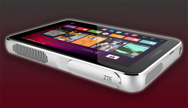 ZTE Spro Plus Ön İnceleme