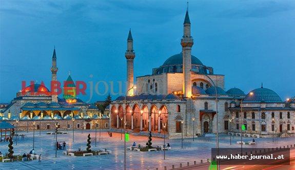 '2016 İslam Dünyası Turizm Başkenti Konya'