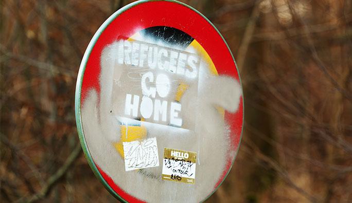 AB Temel Haklar Ajansı: 'Avrupa, Mültecilere Bakamıyor'