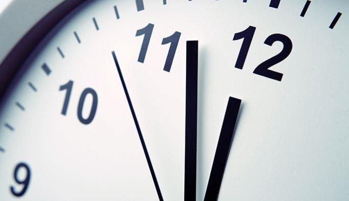 Avusturya'da yaz saati uygulaması başlıyor