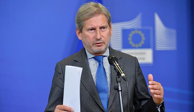 Avusturyalı AB Komiseri Türkiye'de