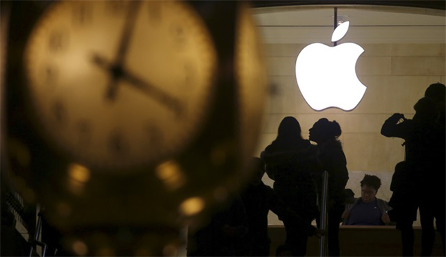 BM'den Apple'a destek