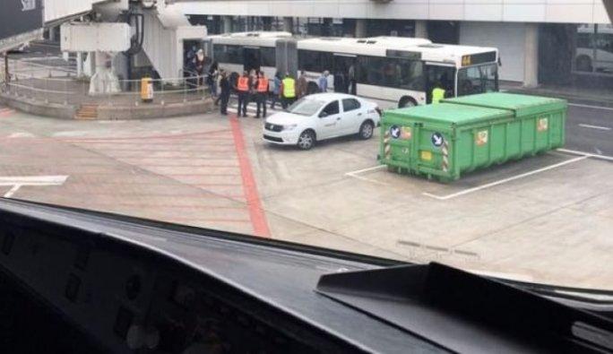Brüksel'deki patlamayı THY pilotu anlattı