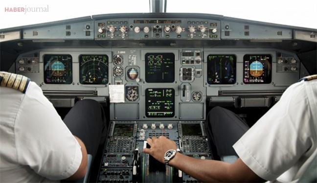 Tehditkar pilot: Terk edersen uçağı düşürürüm
