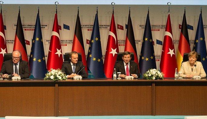 'Geri Kabul Anlaşması ancak vize muafiyeti ile birlikte uygulanır'