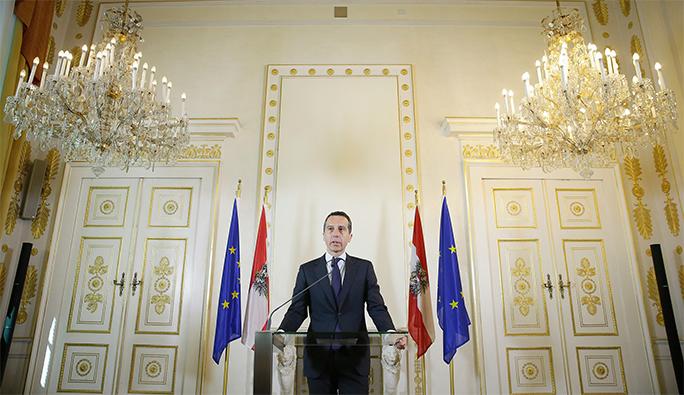 Avusturya Başbakanı Kern'den 'Türkiye-AB' açıklaması