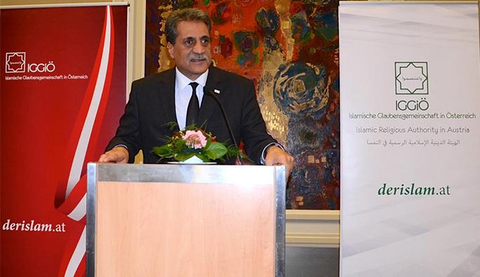Avusturya İslam Cemaati Başkanı Sanaç: 'Aday Değilim'