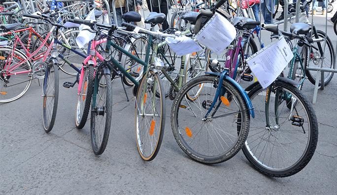 Avusturya'nın o şehrinde bisikletçiler radara yakalanıyor